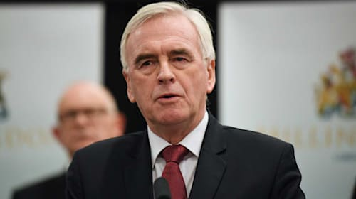 John McDonnell 'owns' Labour's election 'disaster' as leadership race heats up