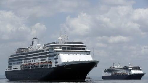 Briton dies aboard coronavirus-hit cruise ship heading to Florida