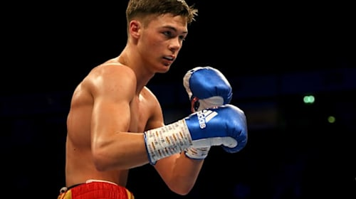 Teenager Price adds name to ranks of British boxers to fight abroad