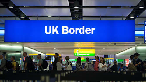 Key points of Government's plans for points-based immigration system