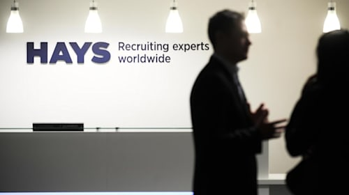 Recruiter Hays weighed down by slump in UK hiring