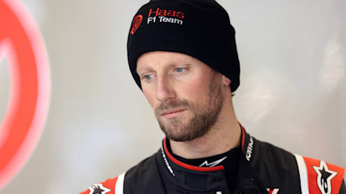 Romain Grosjean recalls horror crash and wants to know more