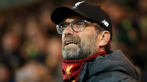 Liverpool boss Jurgen Klopp expects reaction to Atletico defeat