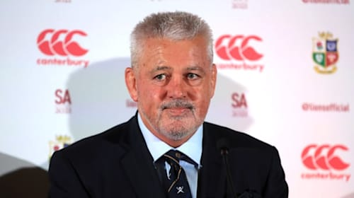 British and Irish Lions announce South Africa tour schedule