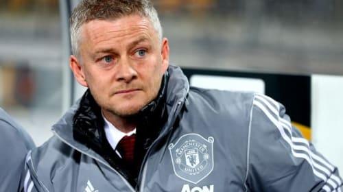 Manchester United boss Ole Gunnar Solskjaer praises 'real heroes' in NHS