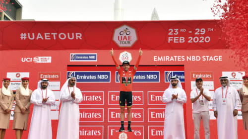 UAE Tour called off early over 'suspected', not confirmed, coronavirus cases