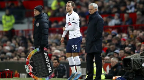 Mourinho vows not to betray Eriksen's trust by discussing their private talks
