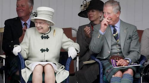 What restrictions does the Queen face under lockdown at Balmoral?