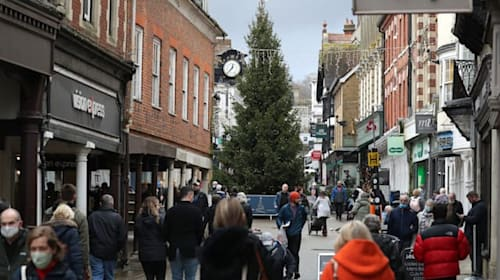 Retail sales in 2020 fall at fastest level in 23 years – ONS