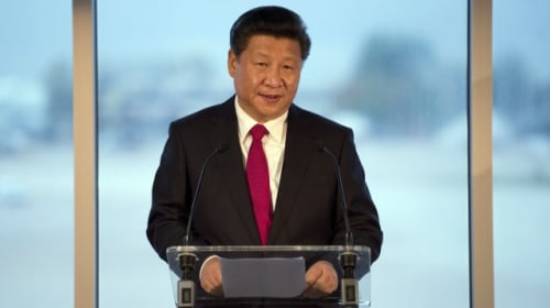 PM speaks with Chinese leader for first time since father's talks with officials