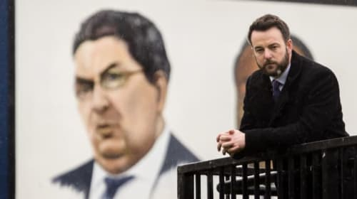 Pat Hume – Elect Colum Eastwood to defend NI's place in Europe