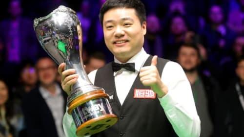 Ding Junhui claims third UK Championship crown in York