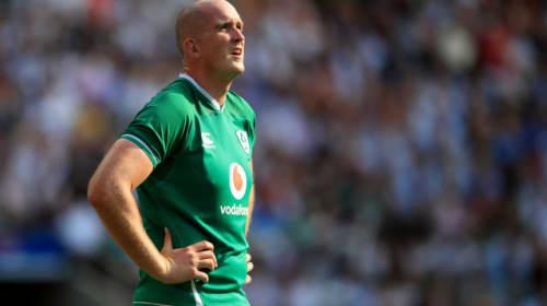 Toner delighted to be back in Irish XV