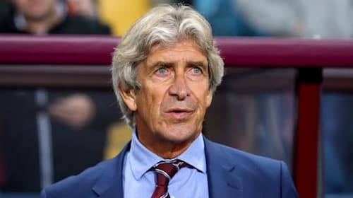 Pellegrini insists he has support from West Ham board and players