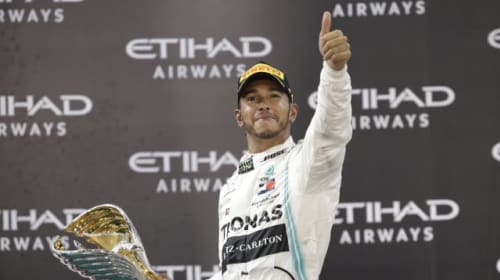 Toto Wolff says there is a chance Lewis Hamilton could swap Mercedes for Ferrari