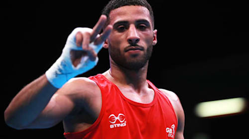 Galal Yafai relieved to have clinched Tokyo 2020 qualification before shutdown
