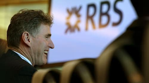Outgoing RBS boss Ross McEwan to lead National Australia Bank