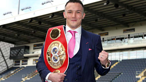 Josh Warrington vacates IBF featherweight title