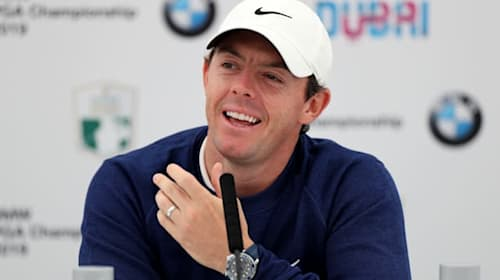 Rory McIlroy back on top of the world
