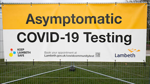 Asymptomatic testing rollout targeted at people unable to work from home