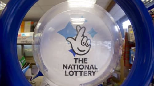 Camelot reports record half-yearly National Lottery sales