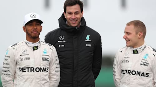 'It's the obvious pairing' – Wolff keen to keep Hamilton at Mercedes