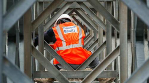 Bumper order book puts Balfour Beatty profits ahead of forecasts