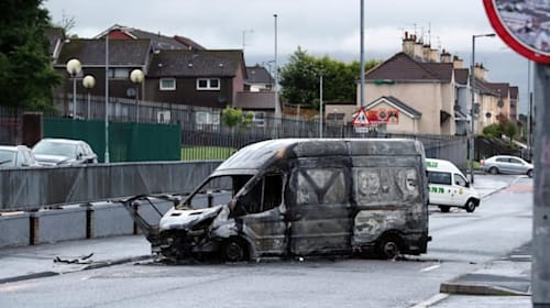 Londonderry vehicle hijackers condemned