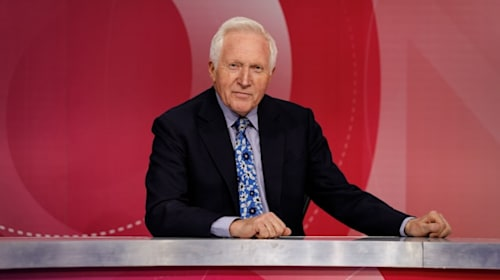 David Dimbleby says move to scrap BBC licence fee is 'dangerous'