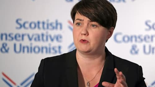 Ruth Davidson hints at future bid for UK party leadership