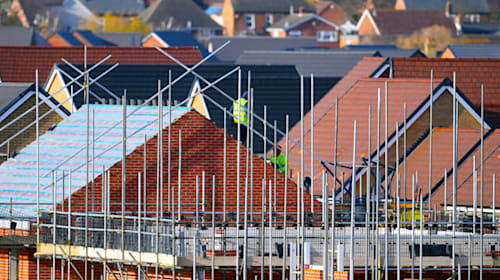 Lib Dems pledge to build 300,000 homes per year