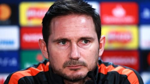 Chelsea in bad position after Champions League defeat, says Lampard