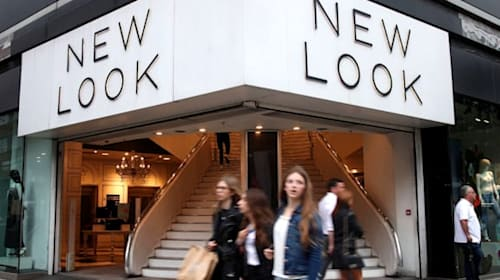 New Look sees losses widen but cheers underlying improvements