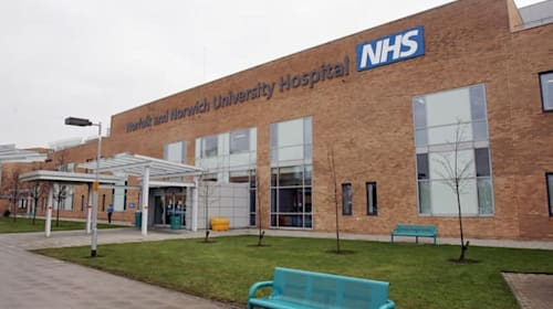 Military called in to help NHS hospital with 'significant' staff sickness levels