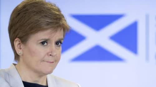 Nicola Sturgeon longs to hug her parents as soon as lockdown is over