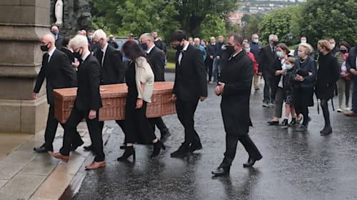 John Hume funeral to take place