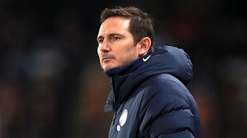 Lampard plays down claims of tension with Chelsea's board after dropping Kepa