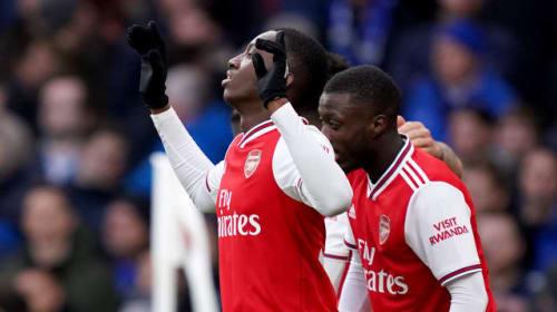 Tough Leeds spell helped me prepare to battle for Arsenal spot – Eddie Nketiah