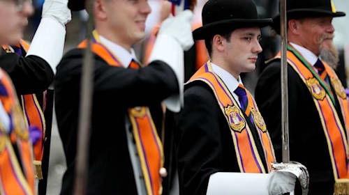 Orange Order vows to 're-energise' unionist politics in case of general election