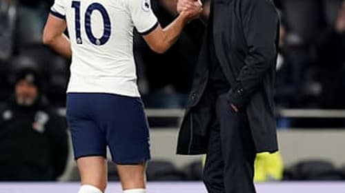 "Mourinho not able to give ""fundamental"" Kane another break"