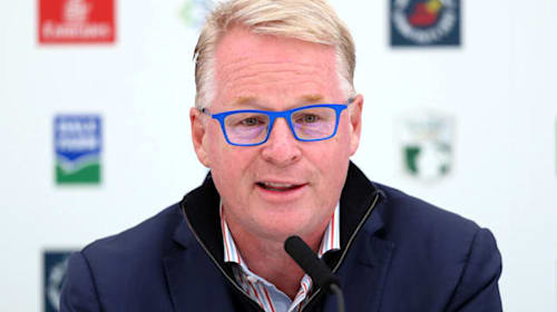 European Tour chief Keith Pelley: 'Every time Rory plays, we celebrate'
