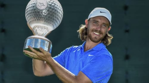 Fleetwood maintains hopes of 'beautiful' Race to Dubai win with Sun City success