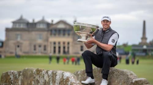 Victor Perez staying positive amid golf's coronavirus hiatus