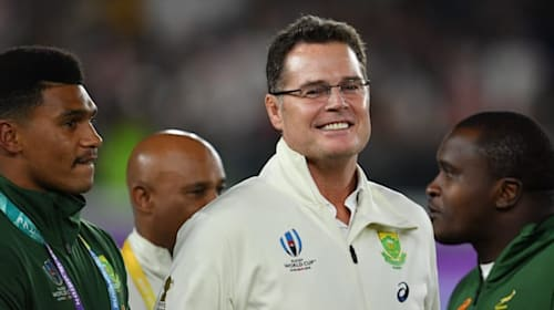 Rassie Erasmus: South Africa don't want to lose out on Lions series