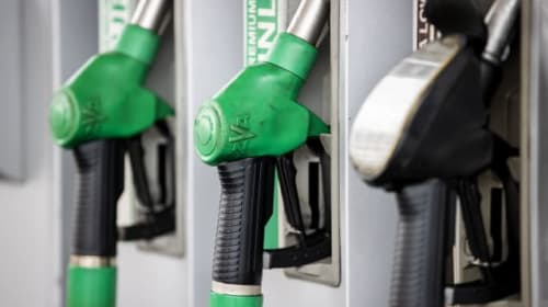 Fuel prices hit three-and-a-half-year low