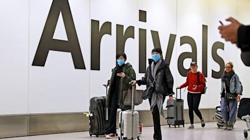 More than 50 UK coronavirus tests negative as Wuhan Britons urged to leave
