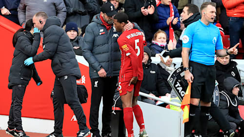 Liverpool sweating on the fitness of Georginio Wijnaldum ahead of Club World Cup
