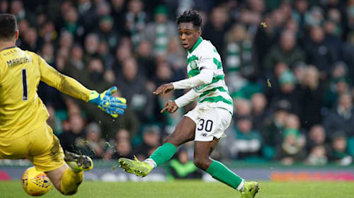 Frimpong and Edouard give Celtic comfortable victory over Hibernian
