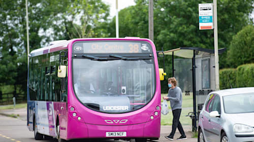 Emergency funding for buses and trams extended