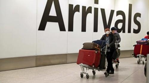 UK hunt for 2,000 Wuhan passengers intensifies over coronavirus concerns